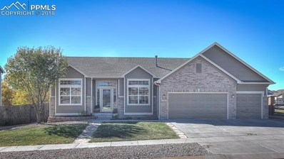 7517 Amberly Drive, Colorado Springs, CO 80923 - MLS#: 5746455