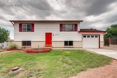 4407 Millburn Drive, Colorado Springs, CO 80906 - MLS#: 5746603