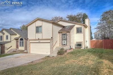 3330 Richmond Drive, Colorado Springs, CO 80922 - MLS#: 5755918