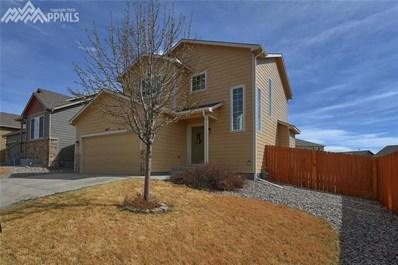 6013 Santo Domingo Road, Colorado Springs, CO 80911 - MLS#: 5760102