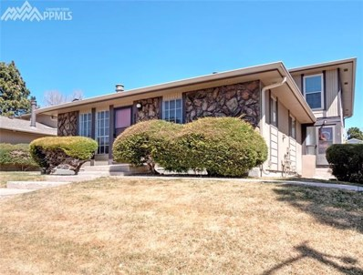 4885 El Camino Drive UNIT C, Colorado Springs, CO 80918 - MLS#: 5762785