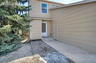 2480 Hamlet Lane UNIT A, Colorado Springs, CO 80918 - MLS#: 5769541