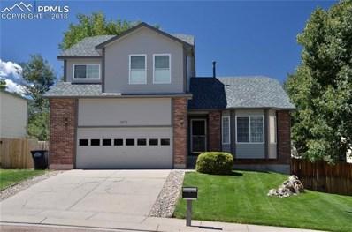 2870 Warrenton Way, Colorado Springs, CO 80922 - MLS#: 5776272