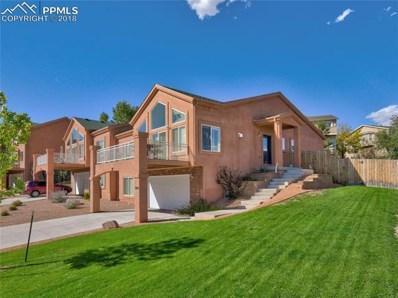 1302 Mirrillion Heights, Colorado Springs, CO 80904 - MLS#: 5782429