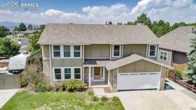 7820 Conifer Drive, Colorado Springs, CO 80920 - MLS#: 5784251