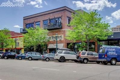 117 E Bijou Street UNIT 202, Colorado Springs, CO 80903 - MLS#: 5785478