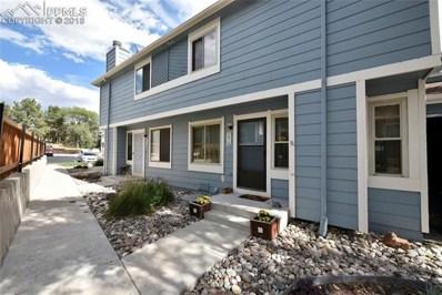 2618 Hearthwood Lane, Colorado Springs, CO 80917 - MLS#: 5787655