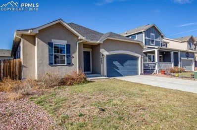 6662 Stingray Lane, Colorado Springs, CO 80925 - MLS#: 5797241