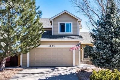 4775 Findon Place, Colorado Springs, CO 80922 - MLS#: 5808119
