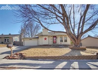 2940 Banderas Lane, Colorado Springs, CO 80917 - MLS#: 5809809