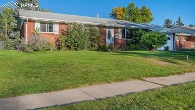 2110 Mcarthur Avenue, Colorado Springs, CO 80909 - MLS#: 5816996