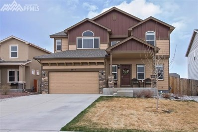 6447 Stingray Lane, Colorado Springs, CO 80925 - MLS#: 5826862