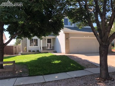 6450 Whirlwind Drive, Colorado Springs, CO 80923 - MLS#: 5833261