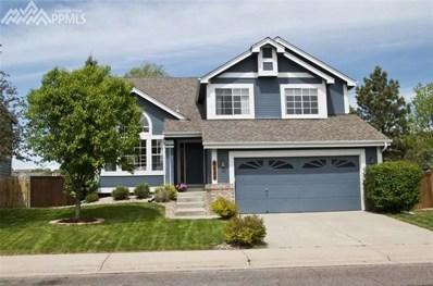 4621 N Diamondleaf Drive, Castle Rock, CO 80109 - MLS#: 5835994