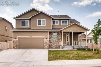 6515 Dancing Star Way, Colorado Springs, CO 80911 - MLS#: 5860423