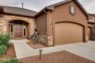 3514 Tail Wind Drive, Colorado Springs, CO 80911 - MLS#: 5861978