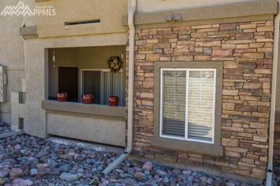 6925 Ash Creek Heights UNIT 102, Colorado Springs, CO 80922 - MLS#: 5863661