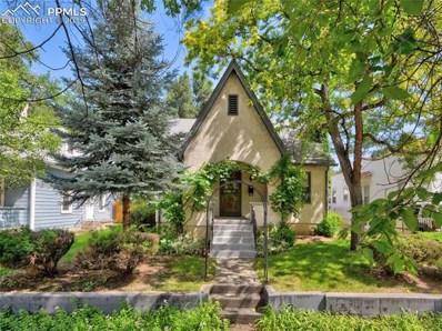 1306 E Platte Avenue, Colorado Springs, CO 80909 - MLS#: 5869620