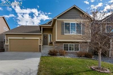 4623 Whirling Oak Way, Colorado Springs, CO 80911 - MLS#: 5872089