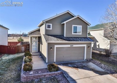 6285 Silverado Trail, Colorado Springs, CO 80922 - MLS#: 5875398