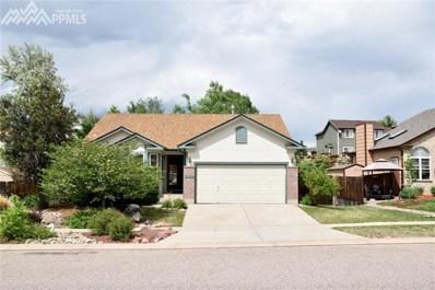 8155 Radcliff Drive, Colorado Springs, CO 80920 - MLS#: 5894686