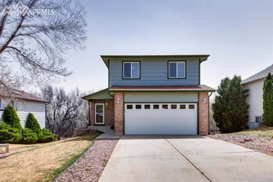 541 Autumn Place, Fountain, CO 80817 - MLS#: 5897535