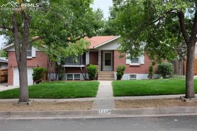 1119 N Logan Place, Colorado Springs, CO 80909 - MLS#: 5904499