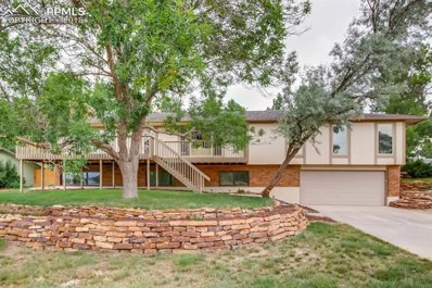 122 Buckeye Drive, Colorado Springs, CO 80919 - MLS#: 5906115