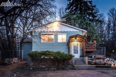 704 Cresta Road, Colorado Springs, CO 80906 - MLS#: 5917590