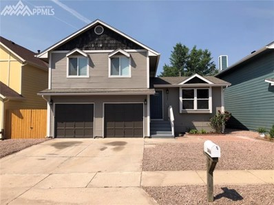 3466 Foxridge Drive, Colorado Springs, CO 80916 - MLS#: 5917956