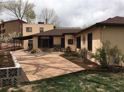 36 E Old Broadmoor Road, Colorado Springs, CO 80906 - MLS#: 5924279