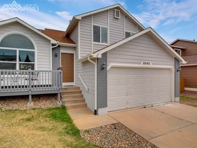 8045 Chancellor Drive, Colorado Springs, CO 80920 - MLS#: 5925656