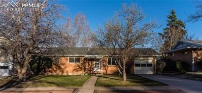 2114 Afton Way, Colorado Springs, CO 80909 - MLS#: 5931077
