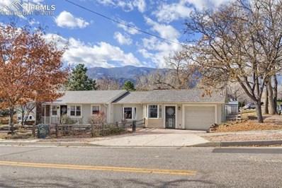 308 N 21st Street, Colorado Springs, CO 80904 - MLS#: 5949843