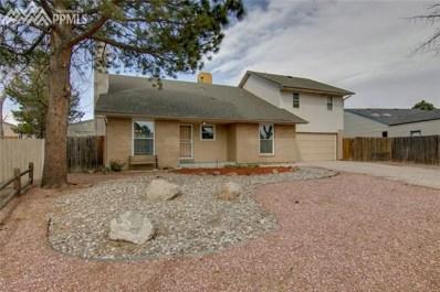 3026 N Moonbeam Circle, Colorado Springs, CO 80916 - MLS#: 5955389