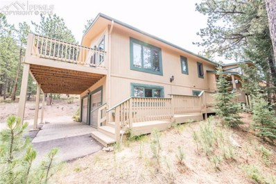 1150 Forest Hill Place, Woodland Park, CO 80863 - MLS#: 5956495