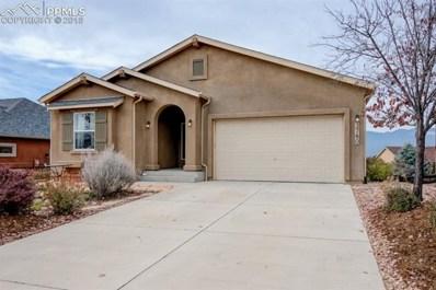 3780 Tail Wind Drive, Colorado Springs, CO 80911 - MLS#: 5958807