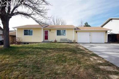 7340 Woodstock Street, Colorado Springs, CO 80911 - MLS#: 5960886