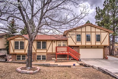 1957 Forest Ridge Drive, Colorado Springs, CO 80918 - MLS#: 5962653