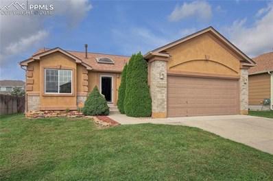 4938 Hawk Meadow Drive, Colorado Springs, CO 80916 - MLS#: 5966275