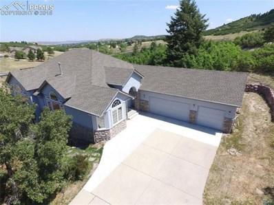 4578 High Spring Road, Castle Rock, CO 80104 - #: 5975620