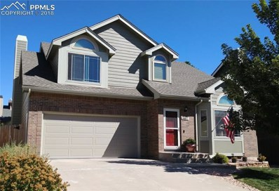 8857 Bellcove Circle, Colorado Springs, CO 80920 - MLS#: 5976622