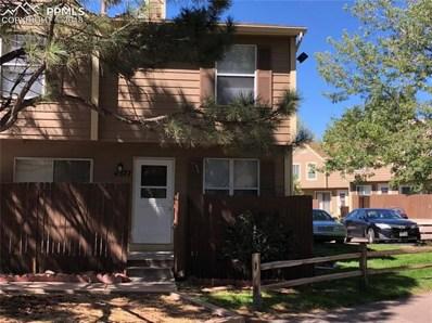 4377 Hawks Lookout Lane, Colorado Springs, CO 80916 - MLS#: 5983891