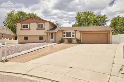 1570 Waurika Circle, Colorado Springs, CO 80915 - MLS#: 5984753