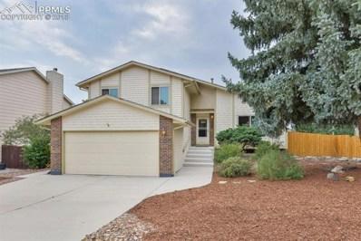 5950 E Old Farm Circle, Colorado Springs, CO 80917 - MLS#: 5995507