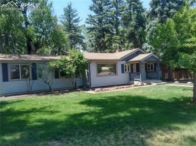 130 Wolfe Avenue, Colorado Springs, CO 80905 - MLS#: 5998912
