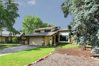 1182 Cenotaph Way, Colorado Springs, CO 80904 - MLS#: 6001267