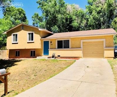805 Cardinal Street, Colorado Springs, CO 80911 - MLS#: 6002835