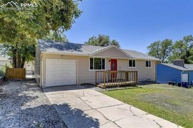 4107 Tennyson Avenue, Colorado Springs, CO 80910 - MLS#: 6007697