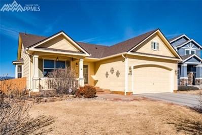 6284 Canyon Crest Loop, Colorado Springs, CO 80923 - MLS#: 6012663